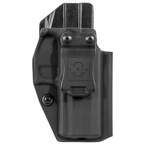 C&G Holsters Covert IWB Holster for SIG Sauer P320c Right Hand Draw Kydex Black