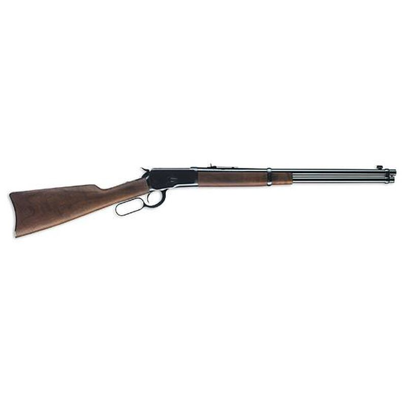 "Winchester 1892 Carbine Lever Action Rifle .45 Colt 20"" Barrel 10 Rounds Satin Walnut Stock Blued Barrel 534177141"