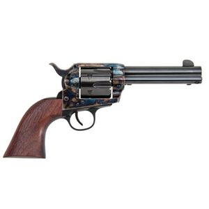 "Traditions Frontier 1873 Single Action Revolver .357 Magnum 4.75"" Barrel 6 Rounds Color Case Hardened Steel Frame Walnut Grips SAT73-006"