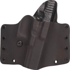 BlackPoint Tactical Standard Belt Holster For GLOCK 26/27/33 Right Hand Kydex Black 100102