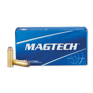 Magtech .44 Magnum Ammunition 50 Rounds SJSP 240 Grains 44A