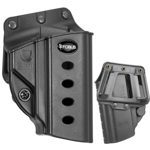 Fobus Evolution Belt Holster Hi-Point/Ruger OWB Right Hand Draw Polymer Construction Black Finish