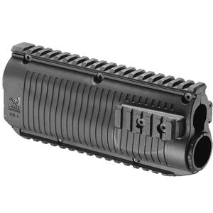 FAB Defense Benelli M4 Polymer 4 Rail System Polymer Black