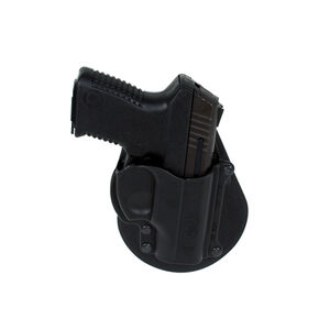 Fobus Roto-Paddle/Belt Holster SCCY/Taurus Right Hand Polymer Black TAMRP