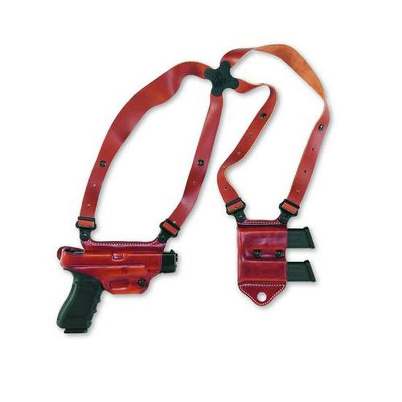 Galco MCII Harness For System Leather Black MCIIHB