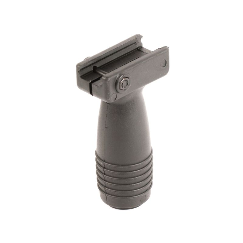 JE Machine Stubby Vertical Fore Grip with Storage