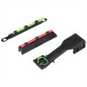 HiViz Four-In-One Sight Set Shotgun Fiber Optic Sights  F02008-1