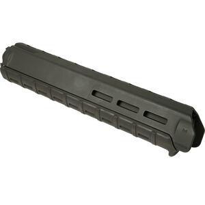 Magpul Industries MOE M-LOK Handguard, For AR Rifles, Rifle Length, OD Green MAG427-ODG