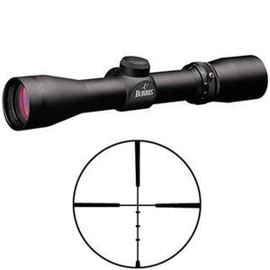 Burris Scout Riflescope 2-7x32mm Ballistic Plex Reticle
