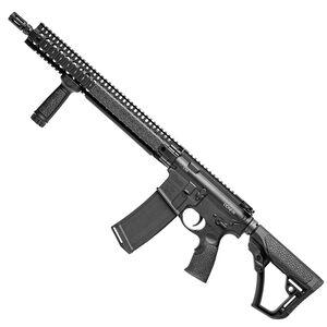 "Daniel Defense M4 V9 5.56 NATO AR-15 Semi Auto Rifle 16"" Barrel 32 Rounds DDM4 15"" Free Float Rail Collapsible Stock Matte Black Finish"