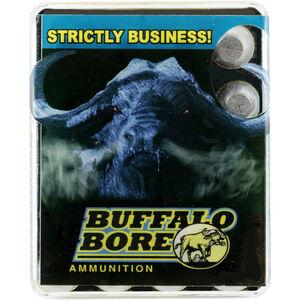 Buffalo Bore .460 Rowland Hard Cast Flat Nose, 255 Grain, 1300 fps 20 Round Box 35D/20