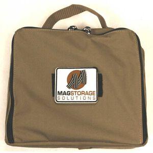 Mag Storage Solutions AR-15 Rip N Go Bag Nylon Tan