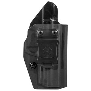 C&G Holsters Covert IWB Holster for S&W M&P Shield 380EZ Right Hand Draw Kydex Black