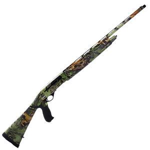 "TriStar Viper G2 Turkey 12 Gauge Semi Auto Shotgun 24"" Barrel 3"" Chamber 5 Rounds Fiber Optic Front Sight Synthetic Pistol Grip Stock Mossy Oak Obsession Finish"