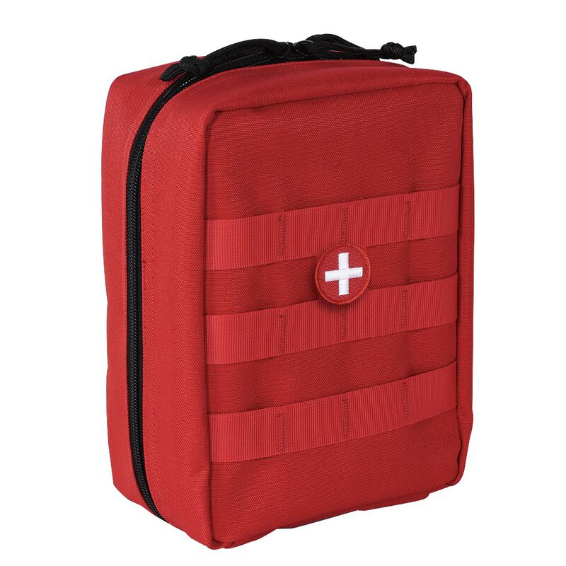 Voodoo Enlarged EMT Pouch Nylon Red
