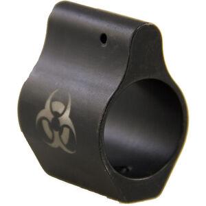 "Black Rain Ordnance AR-15 Low Profile Gas Block .750"" Steel Black BRO-LP-750"