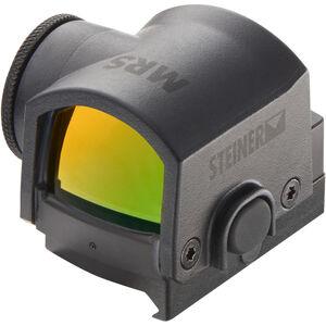 Steiner Micro Reflex Sight (MRS) 1x Holographic 3 MOA Red Dot Reticle Picatinny Mount Aluminum Black