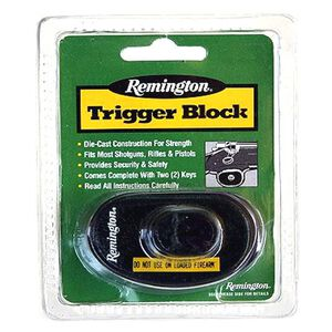 Remington Trigger Block Steel Black 18491