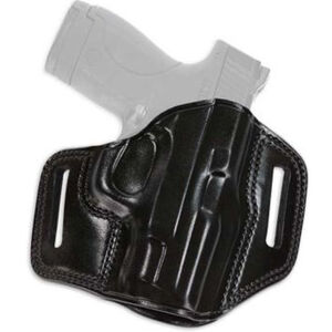 Galco Combat Master GLOCK 48 Belt Holster Leather Right Hand Black