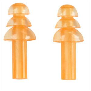 Champion Silicone Gel Ear Plug 4 Pack 26dB Orange