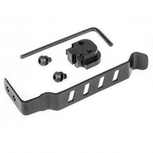 Techna Clips S&W M&P Shield .45 ACP Retention Belt Clip Ambidextrous Steel Black