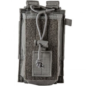 5.11 Tactical Radio Pouch MOLLE Nylon Storm 58718