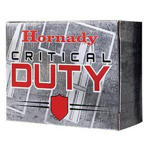 Hornady Critical Duty 9mm Luger +P Ammunition 25 Rounds FlexLock 124 Grains 90216