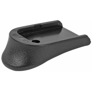Pearce Grip Extension GLOCK Fullsize, Compact 9mm Luger, .40 S&W, .357 SIG Plus Zero Polymer Black PG-19