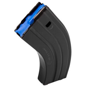 DURAMAG By C-Products Defense 6.5 Grendel Stainless Steel Magazine 26 Rounds Matte Black T Finish