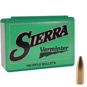 "Sierra .30 Caliber .308"" Diameter 110 Grain Varminter Hollow Point Bullets 100 Count 2110"