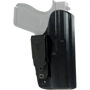 Blade Tech Klipt Appendix IWB Holster For GLOCK 42 With Laser Ambidextrous Polymer Black HOLX010040924987