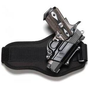 Fobus Kel-tec P11, Ruger LC9 Ankle Holster Right Hand Black