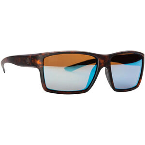 Magpul Terrain Shooting Glasses Tortoise Frame Polarized Anti-Reflective Bronze/Gold Mirror Lenses