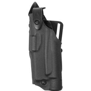 Safariland 6360 ALS Duty Holster Glock 20, 21 w/Light Level 3 Retention Left Hand SafariLaminate STX Tactical Black 6360-3832-132