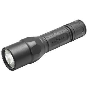 SureFire G2X Tactical Flashlight LED 320 Lumens 2x CR123A Polymer Black G2XABK