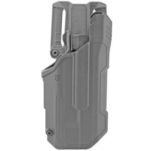 BLACKHAWK T-Series L2D Duty Holster Right Hand Fits Glock 20,21,37,38,M&P 9/40 SD 9/40