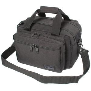 """BLACKHAWK! SPORTSTER Deluxe Range Bag 15""""x11""""x10"""" Black Nylon 74RB01BK"""