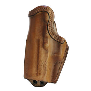 Front Line IWB Leather HK P2000 Holster Right Hand Brown