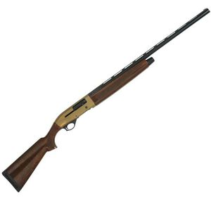 "TriStar Viper G2 Semi Auto Shotgun 28 Gauge 28"" Vent Rib Barrel 5 Rounds 2.75"" Chamber Cerakote Bronze Receiver Walnut Stock Blued 24178"