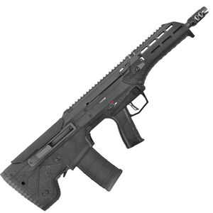 "Desert Tech MDRX-SE .223 Wylde Semi Auto Rifle 16"" Barrel 30 Round Magazine Ambidextrous Design Bull Pup Rifle Synthetic Stock Matte Black"