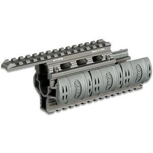 Leapers UTG PRO AK-47 Tactical Quad Rail w/ Handguard, Black
