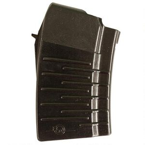 Molot/FIME VEPR Magazine 5.45x39 10 Rounds Metal Reinforcement Polymer Black