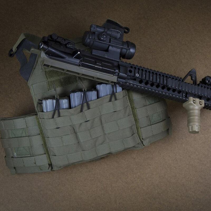 Raven Concealment TopStop AR Upper Receiver Cover Ranger Green