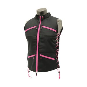 UTG Huntress Female Vest Black/Pink