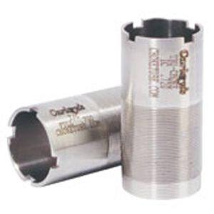 Carlson's 20 Gauge Remington and Baikal Tru Choke Flush Mount Choke Tube Improved Cylinder 17-4 Stainless Steel 01073