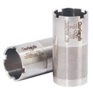 Carlson's 20 Gauge Remington and Baikal Tru Choke Flush Mount Choke Tube Improved Cylinder 17-4 Stainless Steel 01073