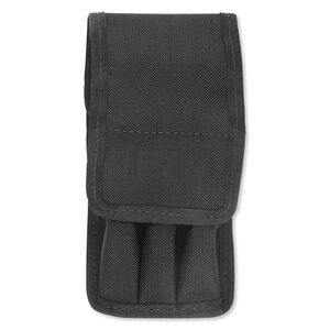 TUFF 3 Inline Mag Pouch Size 1 45ACP Single Stack 1911/P220 OR Similar Black 7063-NYV-1