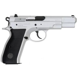 "TriStar S-120 Semi Automatic Pistol 9mm Luger 4.7"" Barrel 17 Rounds Steel Frame Chrome Finish 85070"
