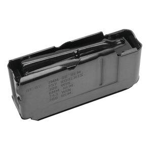 Remington Model Four/74/740/742/7400/750 Detachable Box Magazine Short Action Calibers 4 Rounds Steel Blued