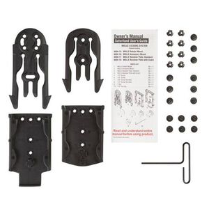 Safariland MOLLE Locking System MLS Kit, Flat Dark Earth